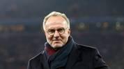 Vorstandsvorsitzender des FC Bayern: Karl-Heinz Rummenigge