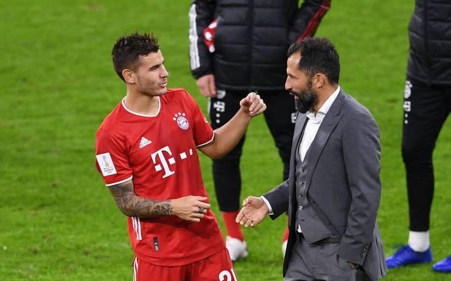 Lucas Hernández wechselte im Sommer 2019 von Atlético Madrid zum FC Bayern