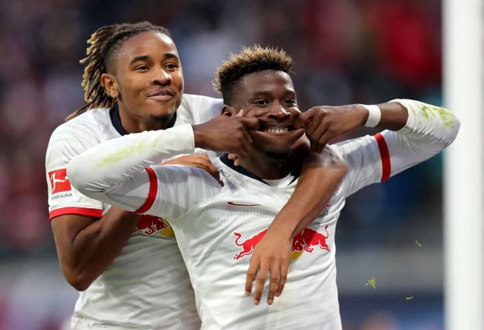 Was für ein Torfestival! RB Leipzig feiert den höchsten Sieg seiner Bundesliga-Geschichte und fertigt den 1. FSV Mainz 05 nach allen Regeln der Kunst ab