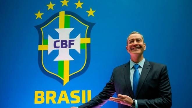 Rogerio Caboclo ist seit 2019 Präsident des brasilianischen Fußballverbands