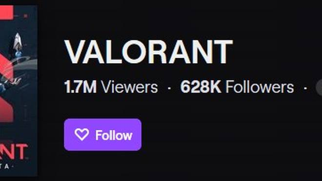 Valorants Debüt verhalf der Streaming-Plattform Twitch zu neuen Zuschauerrekorden.