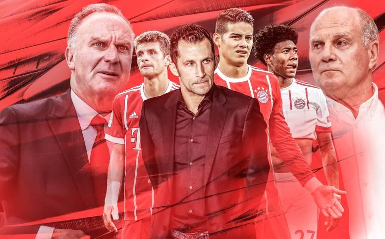 Nach dem Rauswurf von Trainer Carlo Ancelotti braucht der FC Bayern einen neuen Trainer. Der Auftritt beim 2:2 bei Hertha BSC zeigt: Ein Nachfolger muss sogar schnell gefunden werden