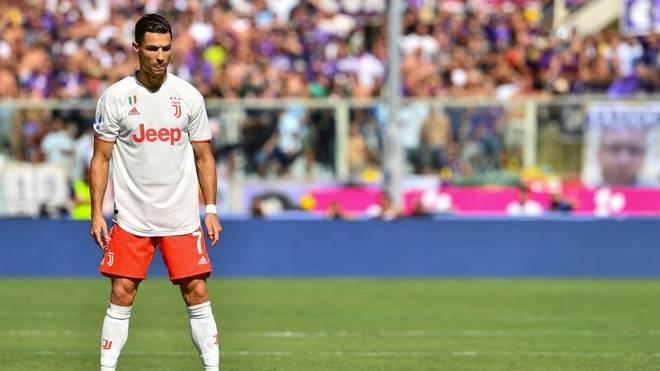 Cristiano Ronaldo ist für Juventus Turin erst ein Treffer per Freistoß gelungen - bei einem Vorbereitungsturnier