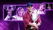 Tiger Woods, Steffi Graf