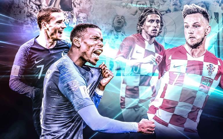 Die Stars dieses WM-Finales neutralisieren einander. Es sind Frankreichs Schattenmänner, die Kroatien niederringen werden. Der Vergleich der Teams im Head to Head.