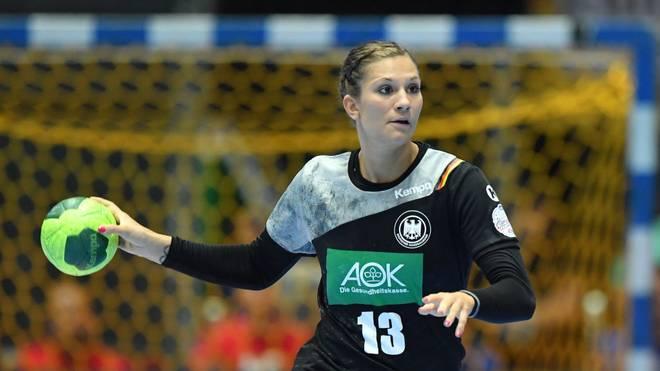 Julia Behnke wechselt im Sommer vom GK Rostow am Don zu Ferencvaros Budapest
