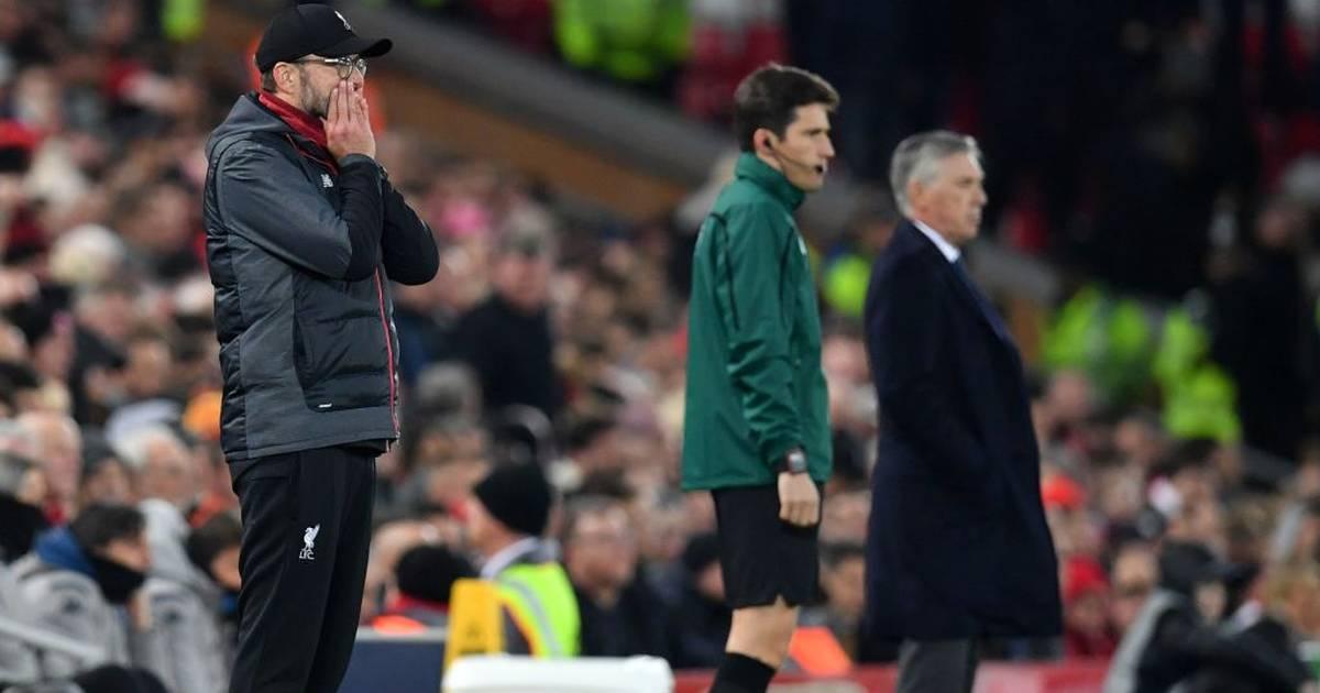 Champions League: Liverpool gegen Atlético, Klopp spricht von krimineller Tat