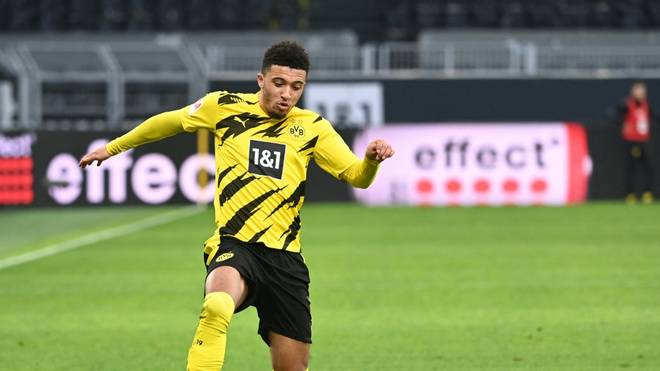 Jadon Sancho fehlt dem BVB auch in der Champions League