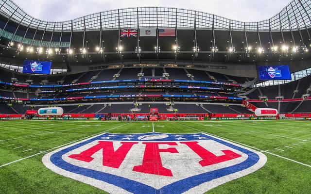Im Tottenham-Stadion fanden bereits NFL-Partien statt