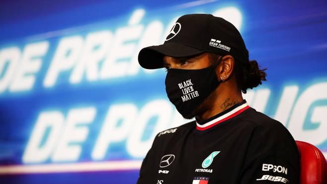 Lewis Hamilton und die Formel 1 gastieren erstmals in Portimao