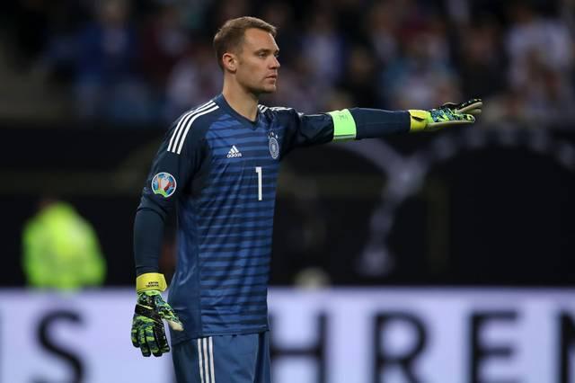 Manuel Neuer ist seit 2016 Kapitän der deutschen Fußball-Nationalmannschaft