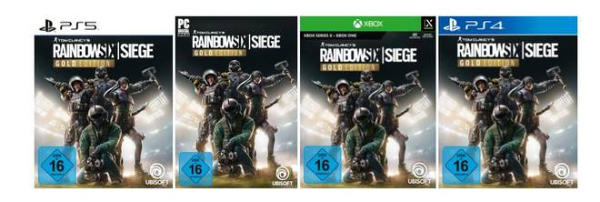 Aus alt mach jung: Rainbow Six Siege erhält eine neue Alterskennzeichnung und erscheint für PS5 und XSX