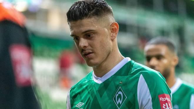 Milot Rashica soll Werder Bremen eine hohe Ablösesumme einbringen