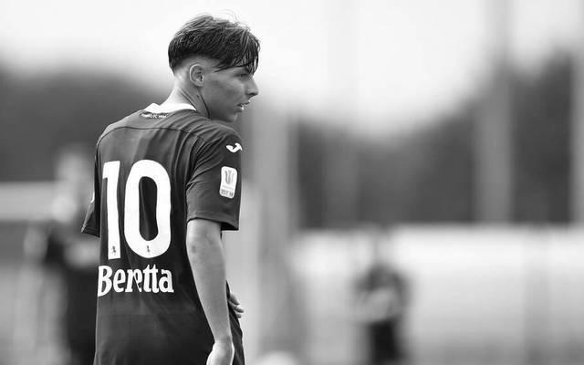 Daniel Guerini kam vom FC Turin zu Lazio Rom