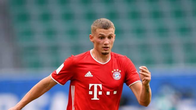 Michael Cuisance wechselte von Borussia Mönchengladbach zum FC Bayern