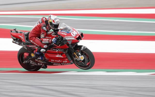 Andrea Dovizioso macht nach acht Jahren Schluss bei Ducati