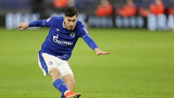 Suat Serdar stieg mit Schalke ab