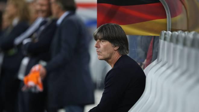 Joachim Löw reagierte auf den Zwist zwischen Manuel Neuer und Marc-André ter Stegen