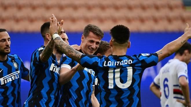 Inter Mailands Spieler sollen auf Gehalt verzichten