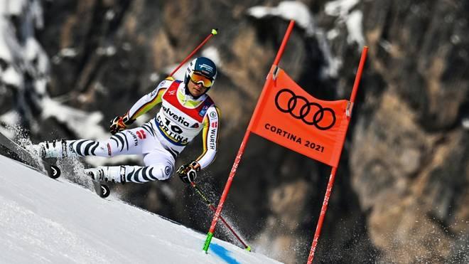 Alexander Schmid ist nach dem erstem Durchgang Dritter
