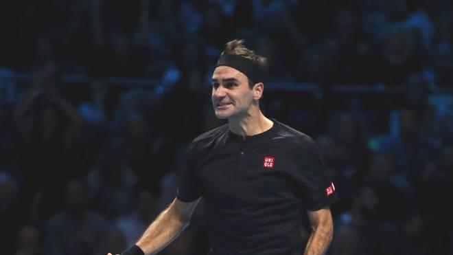 Roger Federer beendet seine Durststrecke gegen Novak Djokovic