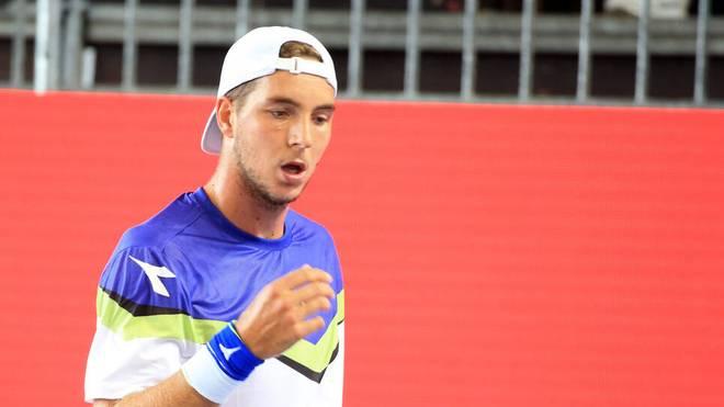 Jan-Lennard Struff steht erstmals in einem Masters-Viertelfinale