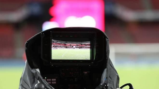 Die Bundesliga-Übertragung könnte am Wochenende in Gefahr sein