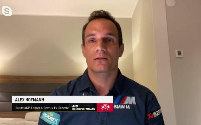 Alex Hofmann war früher selbst in der MotoGP aktiv