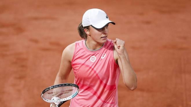 Iga Swiatek will ihren Titel bei den French Open verteidigen
