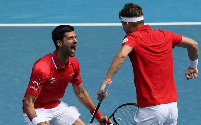 ATP Cup: Serbien feiert Sieg über Kanada