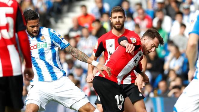 Im spanischen Pokalfinale soll es zum Duell zwischen Bilbao und San Sebastian kommen