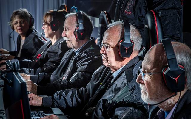 Die Silver Snipers machen es vor - eSports und hohes Alter schließen sich nicht aus