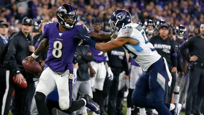 Die NFL-Saison soll am 10. September beginnen