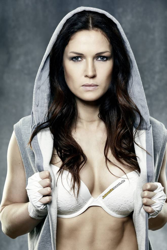 Marie Lang will bei Steko's Fight Night ihren WM-Titel gegen Ajla Lukac verteidigen