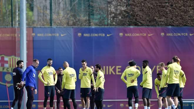 Der FC Barcelona schlittert von einem Problem in das nächste