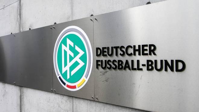 Der Sitz des Deutschen Fußball-Bundes ist in Frankfurt