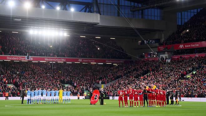 Auch an der Anfield Road dürfen ab dem 2. Dezember wieder Fans des FC Liverpool ins Stadion