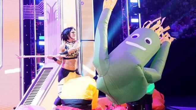 Bayley brach beim WWE SmackDown völlig mit ihrem alten Charakter
