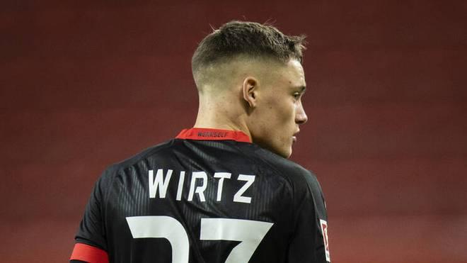 Bayer Leverkusen verzichtet im DFB-Pokal gegen Eintracht Frankfurt auf Florian Wirtz
