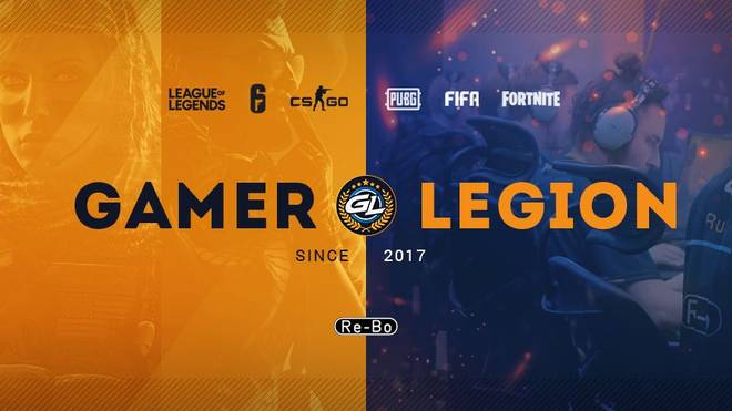 Die deutsche Organisation GamerLegion stellt neuen CS:GO-Kader vor.