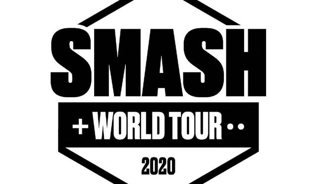 Smash World Tour 2020