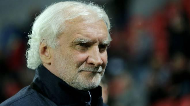 Rudi Völler kann sich ein DFB-Pokalfinale mit Fans vorstellen