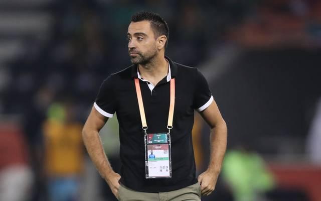 Xavi trainiert seit Sommer 2019 den Al-Sadd SC in Katar