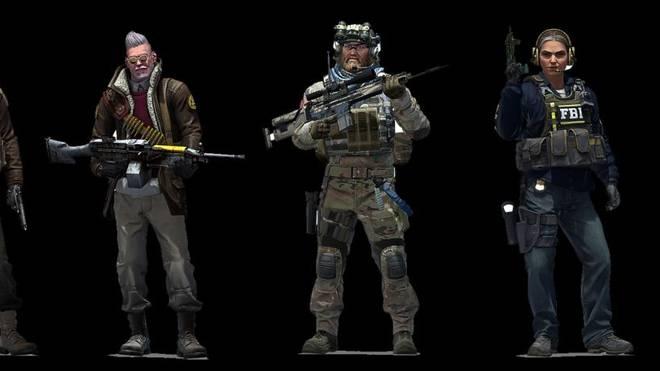 Die neuen Counter-Strike Agent Skins sind umstritten