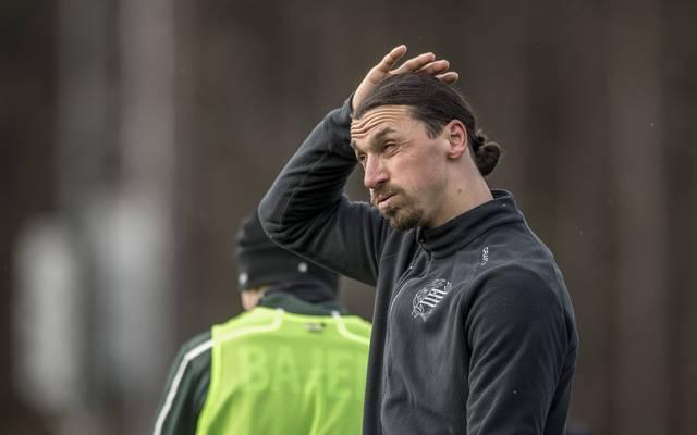 Zlatan Ibrahimovic steht womöglich Ärger ins Haus
