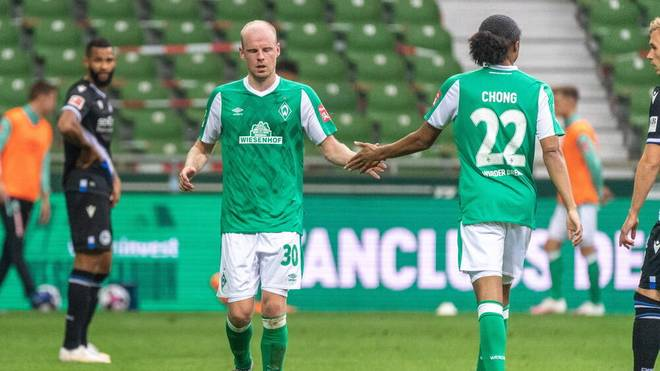 Werder Bremen lässt seine Nationalspieler nicht in die Risikogebiete reisen