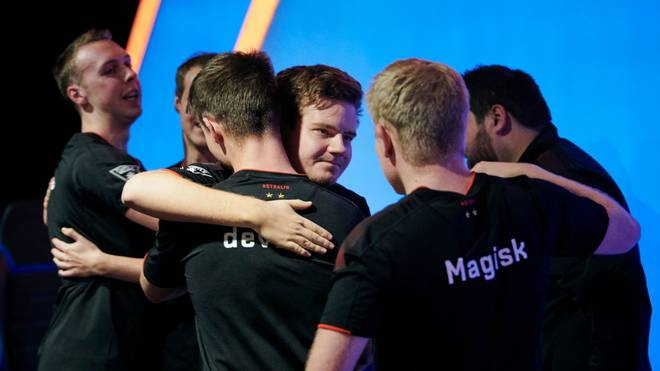eSport-Stars von Astralis gewinnen Counter-Strike-Major in Berlin
