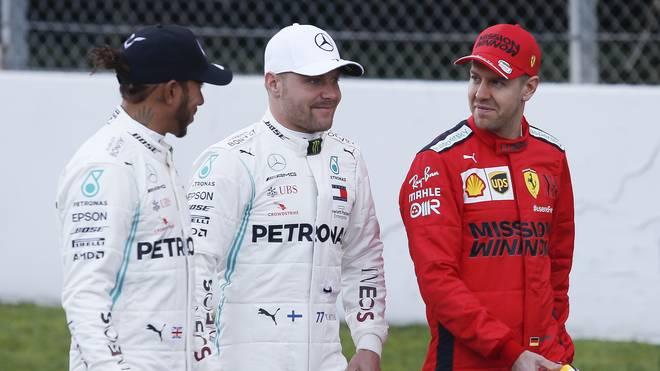 Geht Sebastian Vettel zu Mercedes? Es wird unwahrscheinlicher