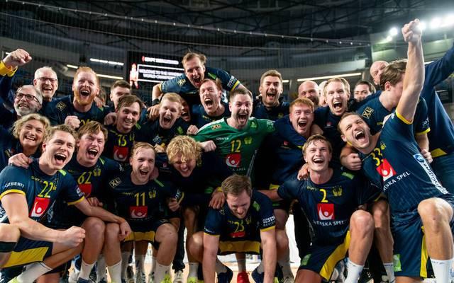 Schweden überrascht bei der Handball-WM viele Experten