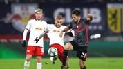 RB Leipzig verliert sein Heimspiel gegen Benfica Lissabon und muss um den Einzug ins Achtelfinale zittern